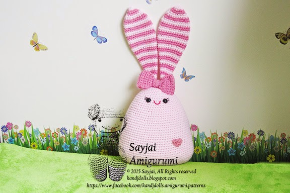 Kawaii Animal Amigurumi Crochet Craft Book (In Chinese ... | 384x576