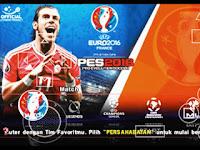 Download Game PES 2017 JPP V5 PPSSPP PSP ISO Patch Euro 2016 (Pes Jogress) TERBARU