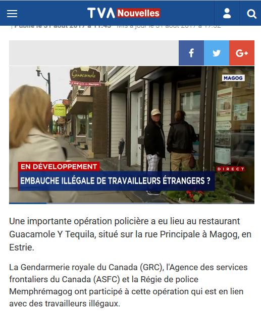 http://www.tvanouvelles.ca/2017/08/31/operation-de-la-grc-dans-un-restaurant-de-magog