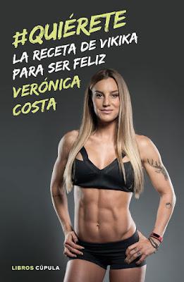 LIBRO - #Quierete La receta de Vikika para ser feliz Vikika | Verónica costa  (26 septiembre 2017)  Autoayuda - Coaching  COMPRAR ESTE LIBRO EN AMAZON ESPAÑA
