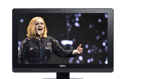 adele, on a dell