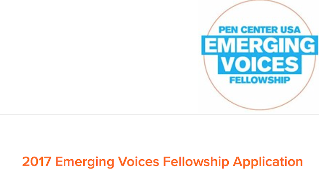 La bloga i emailed you recently about the emerging voices fellowship application the august 1st deadline is rapidly approaching and we would like fandeluxe Images