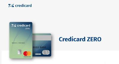logo cartão Credicard Zero