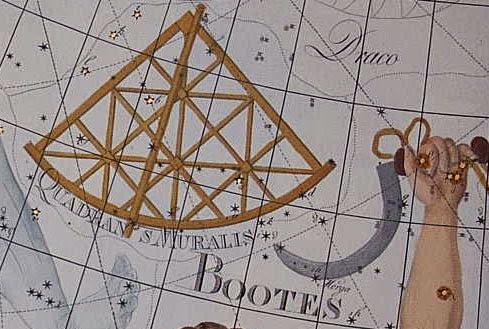 quadrans muralis constelação
