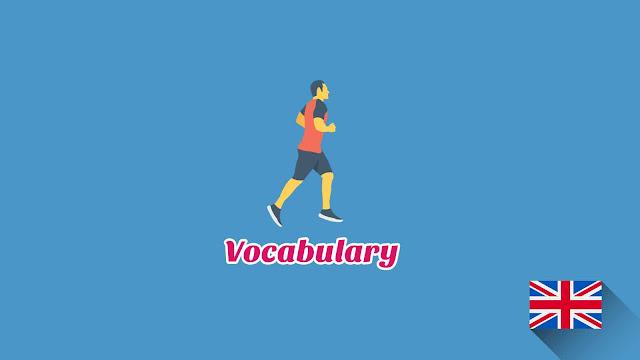 Kosakata Bahasa Inggris Keterangan Keseringan Disertai Gambar, Audio Dan Pronunciation