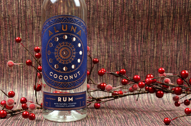 A review of Aluna Coconut Rum