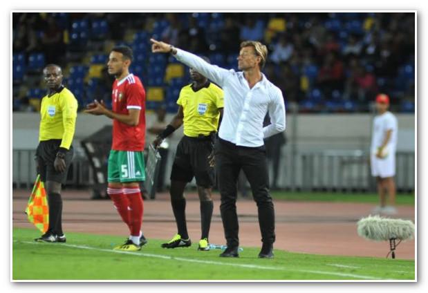 رونار يرفض مواجهة منتخب إفريقي!