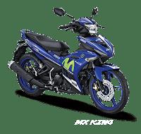 Harga Promo Cash dan Kredit Motor Yamaha Jupiter MX King GP Movistar