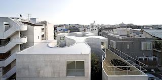 Apartamentos en Yokohama SANAA