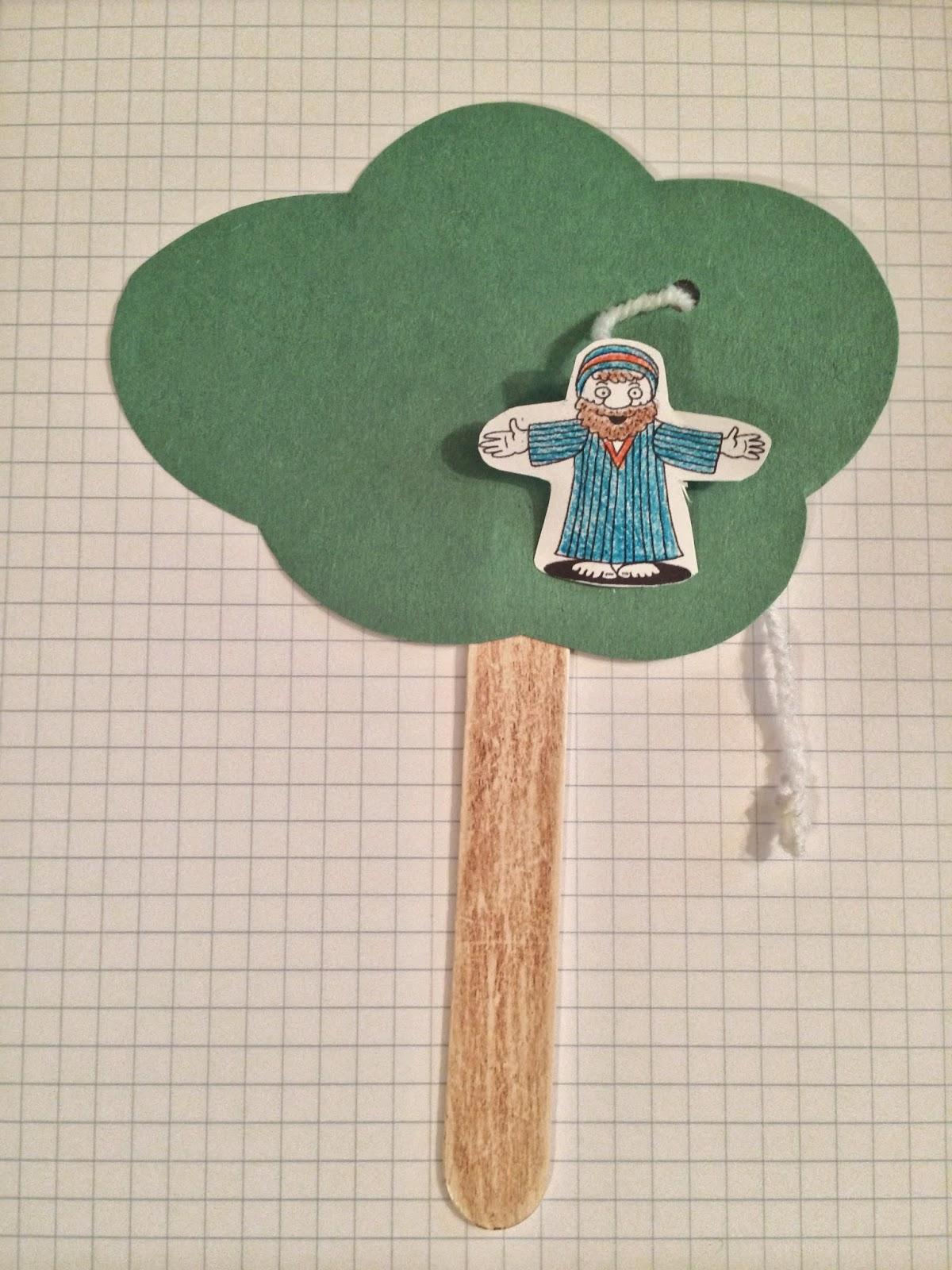 Faith Sprouts Jesus Changed Zacchaeus Heart