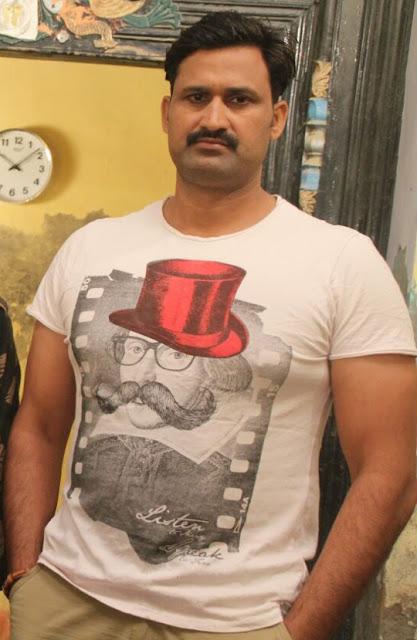 Commando Arjun Yadav