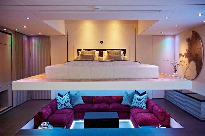 Cool Ruang Tamu Dan Bilik Tidur Bertukar Dengan Lif 6 Gambar