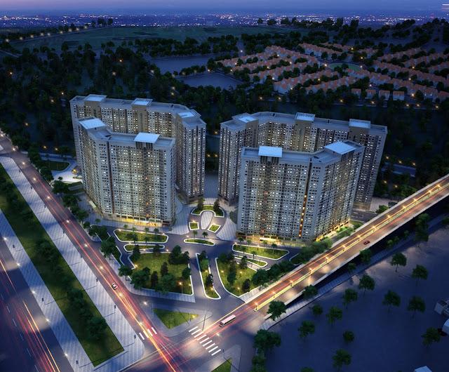 phong cách sống hiện đại tại dự án Xuân Mai Tower Thanh Hóa