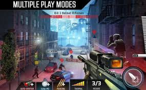 Free Download Kill Shot Bravo MOD APK