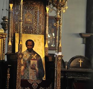 Μνήμη Χειροτονίας Αγίου Ιωάννου του Χρυσοστόμου  Εορτάζει στις 15 Δεκεμβρίου