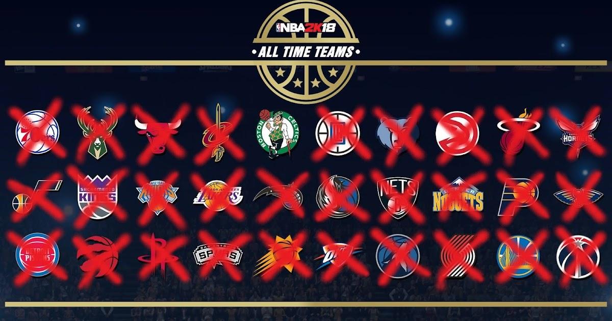 NBA 2k18 all-time Boston Celtics roster released; here's the breakdown