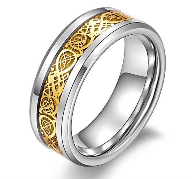 Cheap Tungsten Wedding Rings