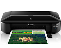 printer Office supplies attributes Ethernet together with also Wi Canon PIXMA iX6800 Driver Download