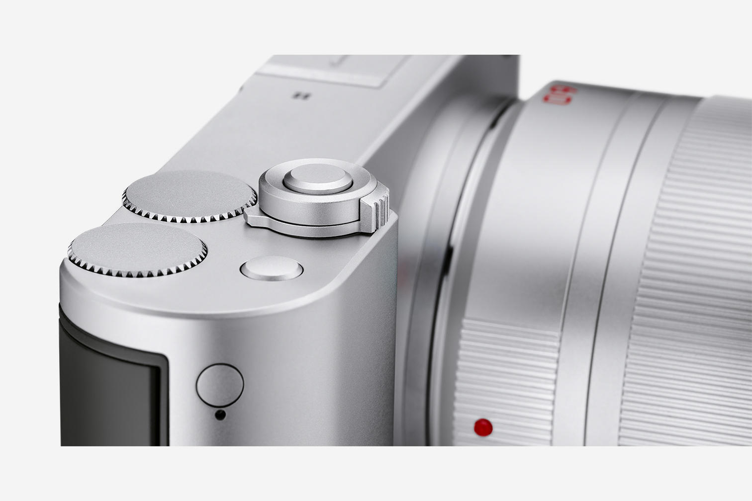 Leica TL2, вид сверху
