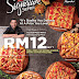 Pizza Signature Series Pizza Terbaru Dari PIzza Hut