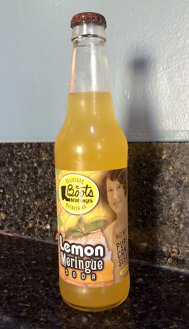 Boots Lemon Meringue Soda