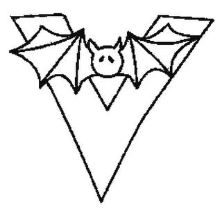 Abecedario De Animales Letra V Para Colorear Dibujos Para