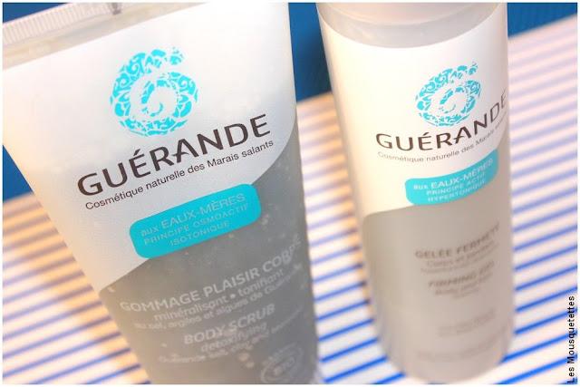 Guérande, cosmétique naturelle des Marais salants - Blog beauté