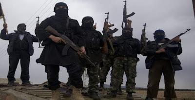 صور إرهابى داعش
