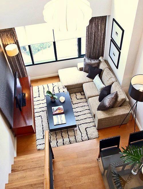 30 ideas de decoración de salas pequeñas   taringa!