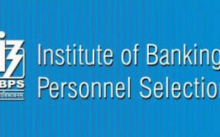 IBPS Clerk Recruitment 2019   IBPS क्लर्क भर्ती 2019 ( कूल पद 12705 ) - ऑनलाइन आवेदन की अंतिम तिथि 09 अक्टूबर 2019