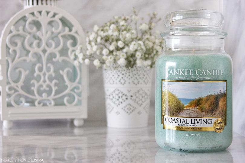 świeca zapachowa yankee candle coastal living