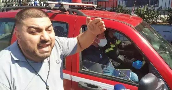 Οι Ρομά: «Τι θέλετε εδώ ρε;» - Δεν δέχονται την καραντίνα (βίντεο)