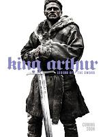 ORey Arturo: La leyenda de la espada