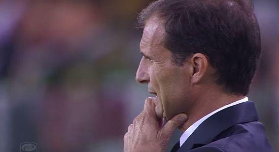 """Allegri: """"Serve serenità. Dobbiamo sfruttare le lacune difensive del Real Madrid"""""""
