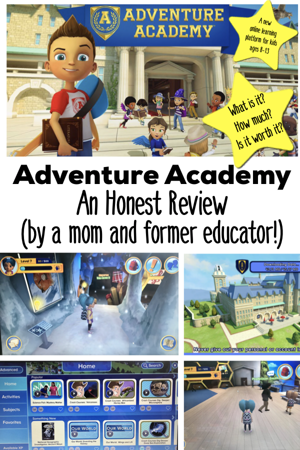 Adventure Academy Review One Mom S Honest Opinion The
