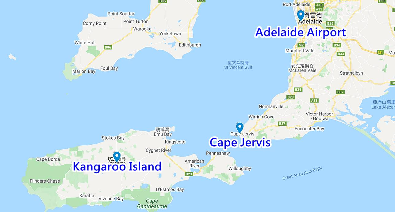 Adelaide-Kangaroo Island-Transportation-ferry-map-Itineraries-Recommendation-Travel Blogs-Back-Pack Travel-Independent Travel-Tour-Day Tour-Two Day Tour-Adelaide