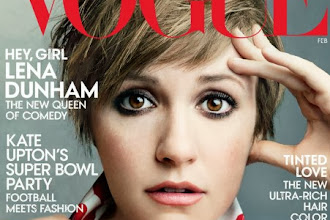 Fashion Craving : Avant d'apparaître en couverture de Vogue, Lena Dunham prend un cours de pose déjanté avec Hamish Bowles