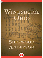 Book cover - Sherwood Anderson - Winesburg Ohio