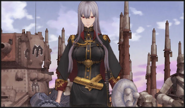 Valkyria Chronicles Valküre