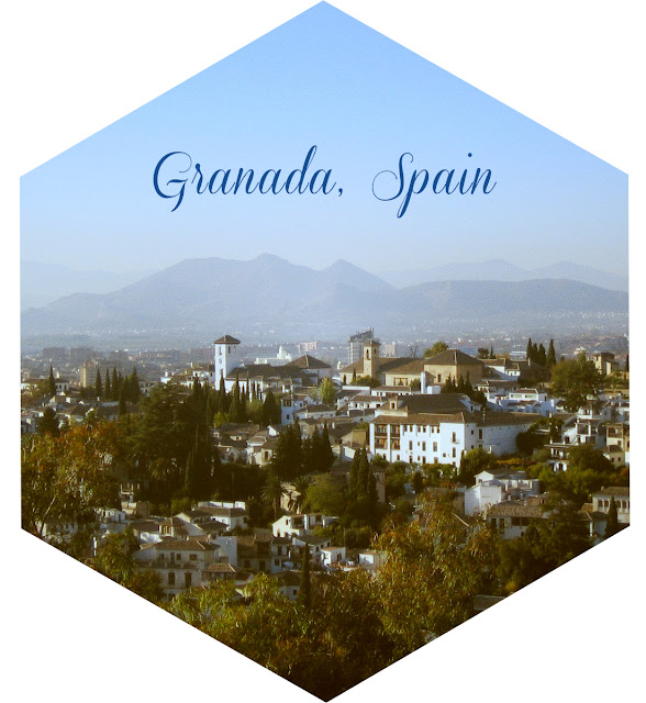 Wanderlust Wednesday; Granada, Spain