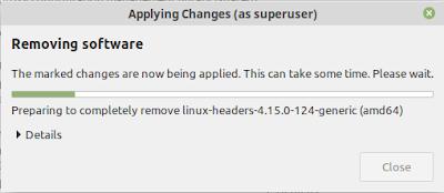 Cari Install atau Mengganti Kernel Linux Mint / Ubuntu