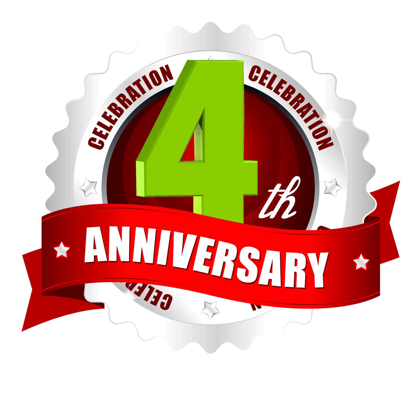 Th anniversary year vector logo and images in png naveengfx