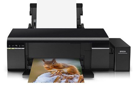 Epson L805 Service Required