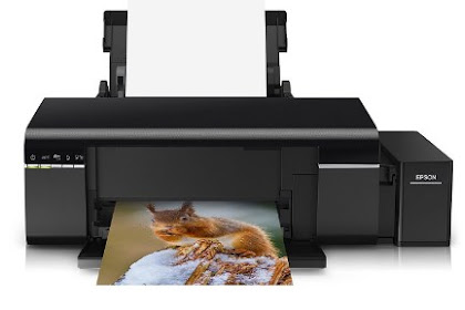 Tutorial Resetter Printer Epson L805 Service Required Tested Work