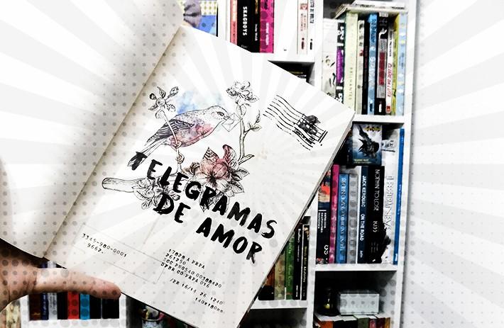 Resenha: Telegramas, do Lucão. O livro mais lindo - quem curte poesia vai se apaixonar!