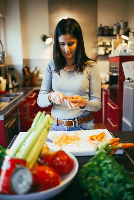 Juliette Leibrock vom Foodblog cut & boil