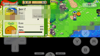 Contoh glitch dalam game