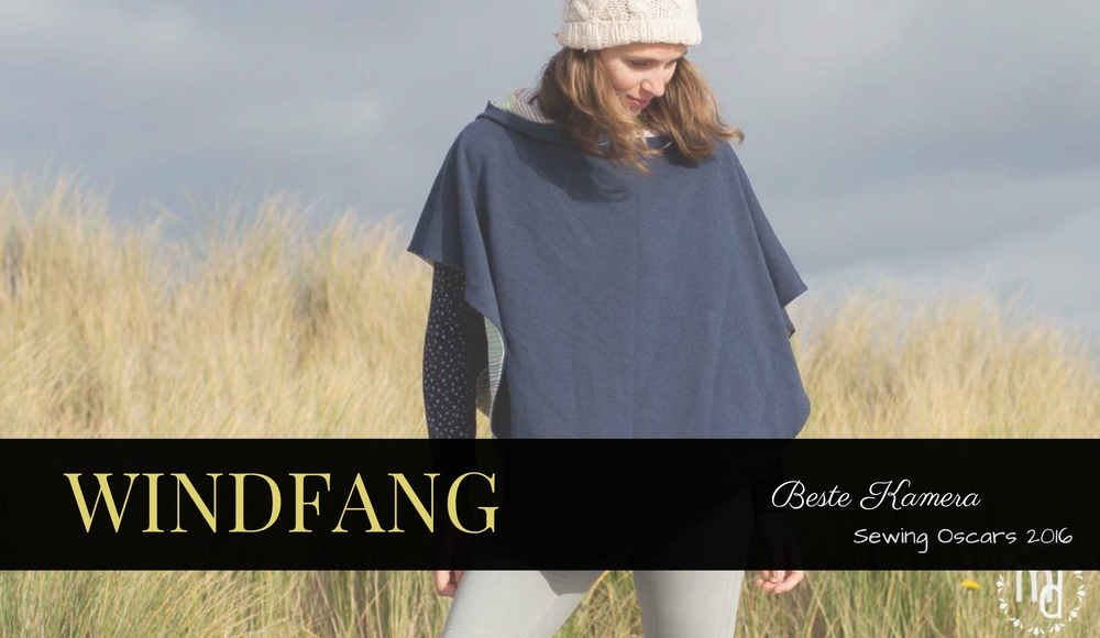 Sewing Oscars 2016 - Windfang Poncho