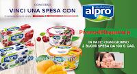 Logo ''Vinci una spesa con Alpro'': in palio 28 Happy Card da 100€