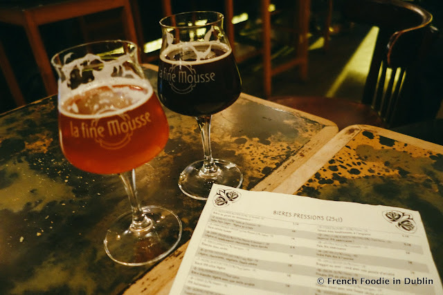 La Fine Mousse Paris, craft beer